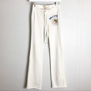 Ladies Hollister Bootcut Sweatpants|Leggings XS